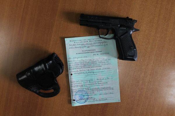 Разрешение на оружие: как получить в 2018 году, продление, стоимость